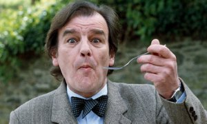 Keith Floyd. An unforgettable part of British TV culture