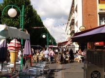 Lisieux market