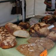 Incredible fresh bread