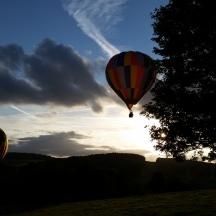 Twilight ballooning