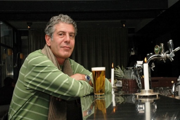 Bore off Bourdain.