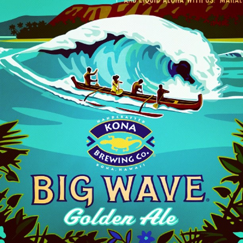 Kona: Making waves
