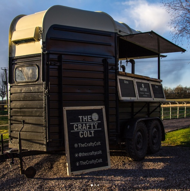 The Crafty Colt – Craft beer on wheels